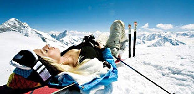 Skivakantie: hoe blijf je op gewicht?