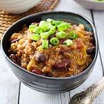 Chili quinoa