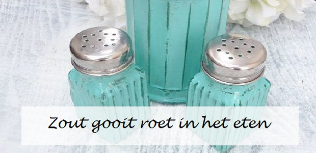 Hoe fout is zout?