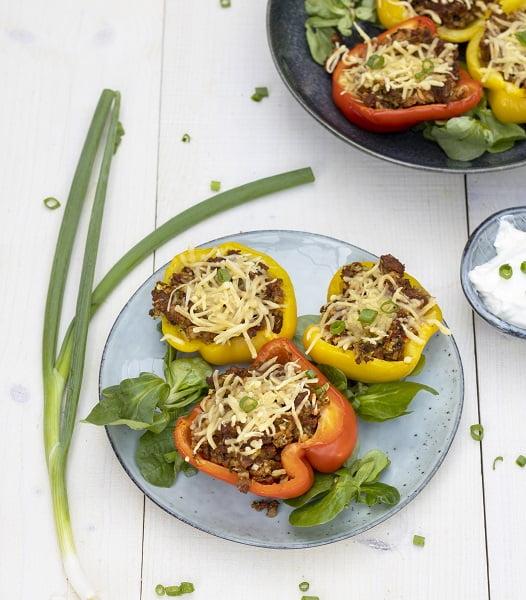 vegetarisch gehakt recept