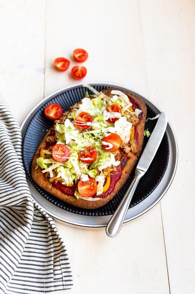Naanbrood recept